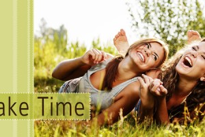 timp pentru prieteni